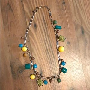 J. Crew Vintage Turtle Necklace Ships Same Day!